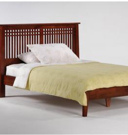 Solstice Platform Bed - Comes in Four Colors