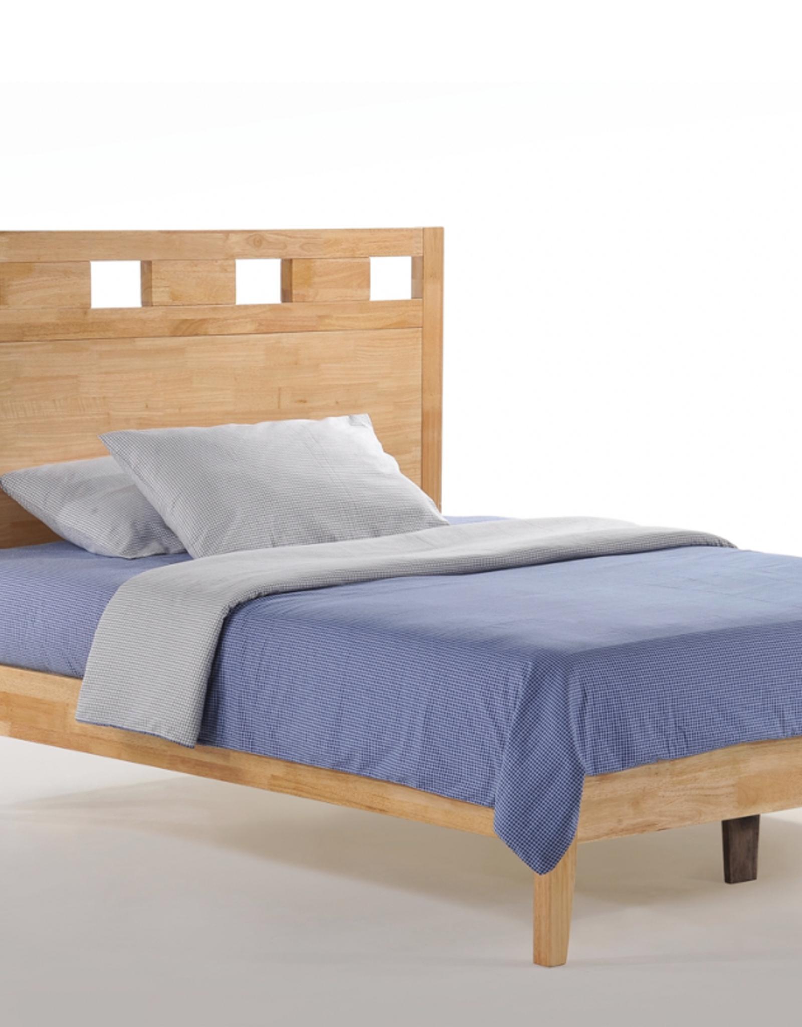 Tamarind Platform Bed - Comes in Five Colors
