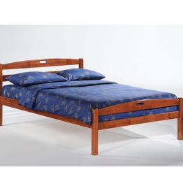Sesame Platform Bed - Comes in Four Colors