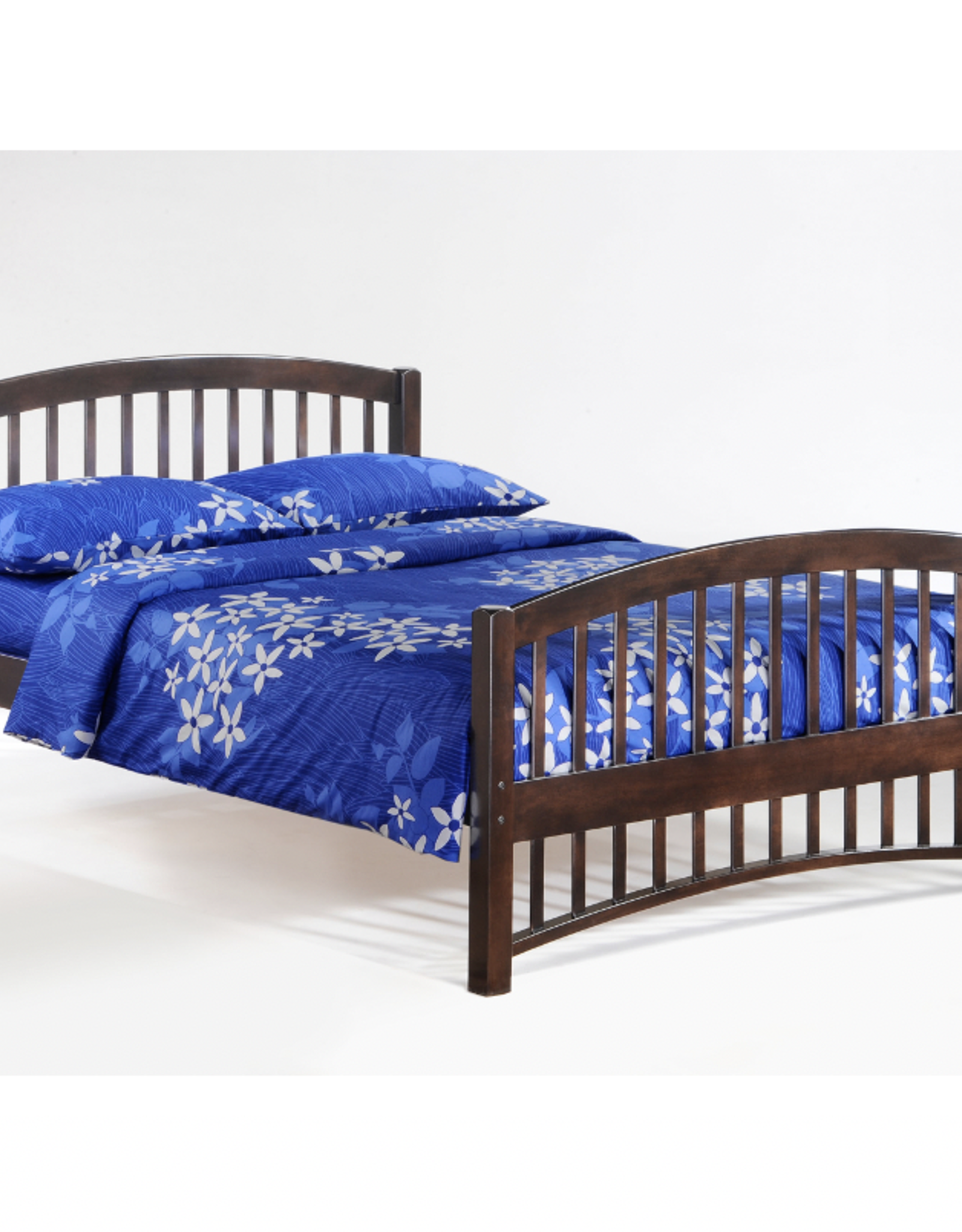 Molasses Platform Bed - Comes in Four Colors