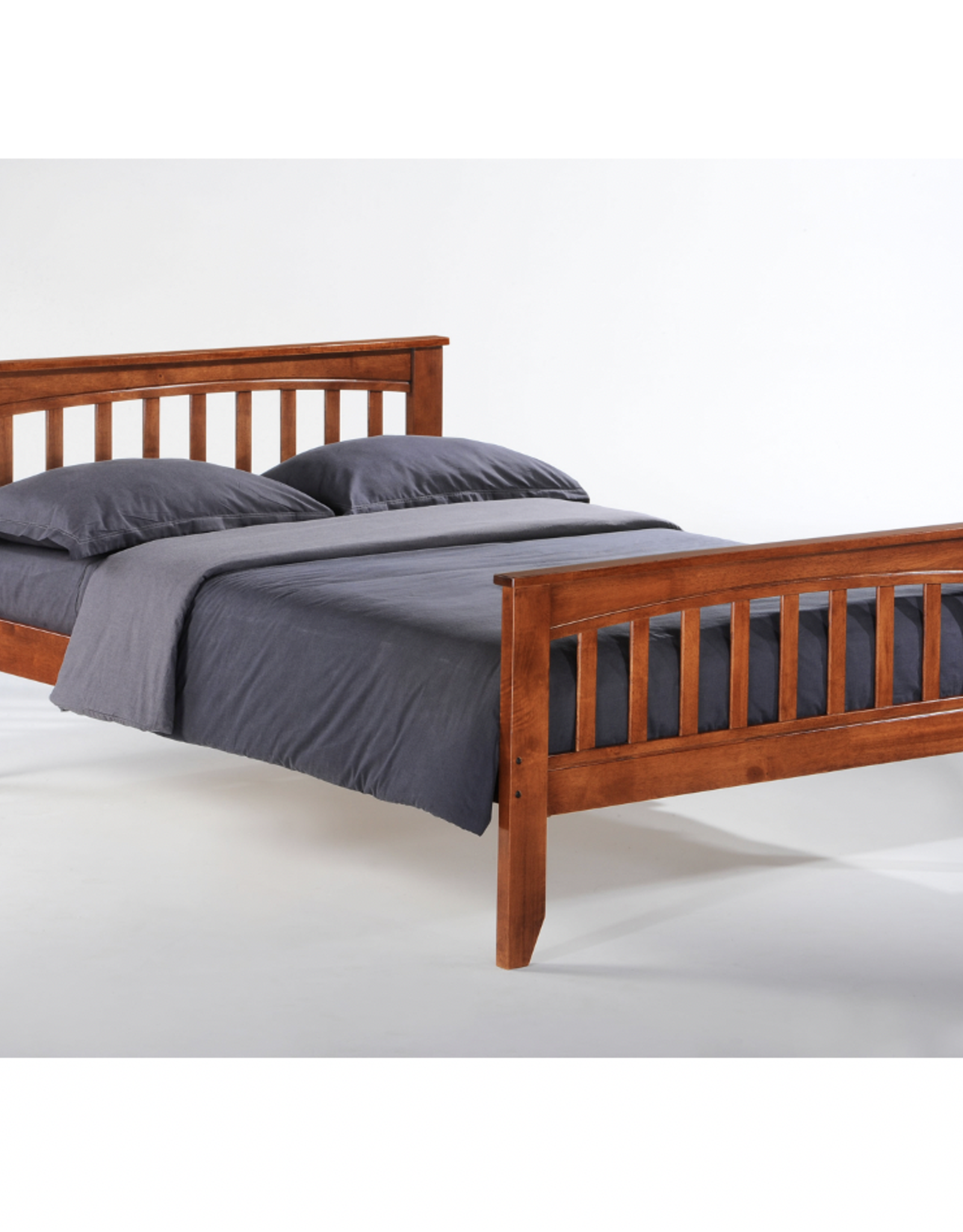 Sasparilla Platform Bed - Comes in Four Colors