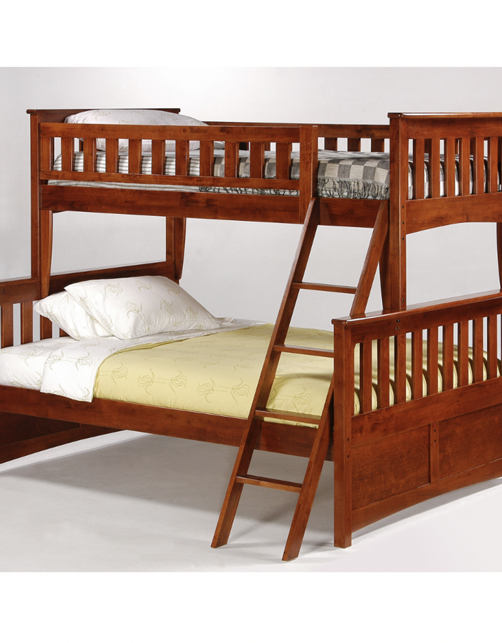 Ginger Twin Over Full Bunk Bed