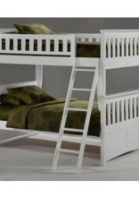 Ginger Full Over Full Bunk Bed