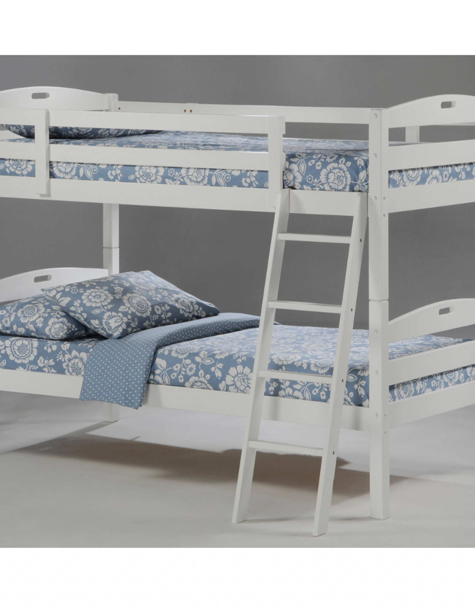 Sesame Twin Over Twin Bunk Bed