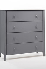 Zest 4-Drawer Chest