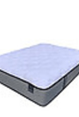 Queen Mattress 2- Sided Flippable Plush Organic Cotton