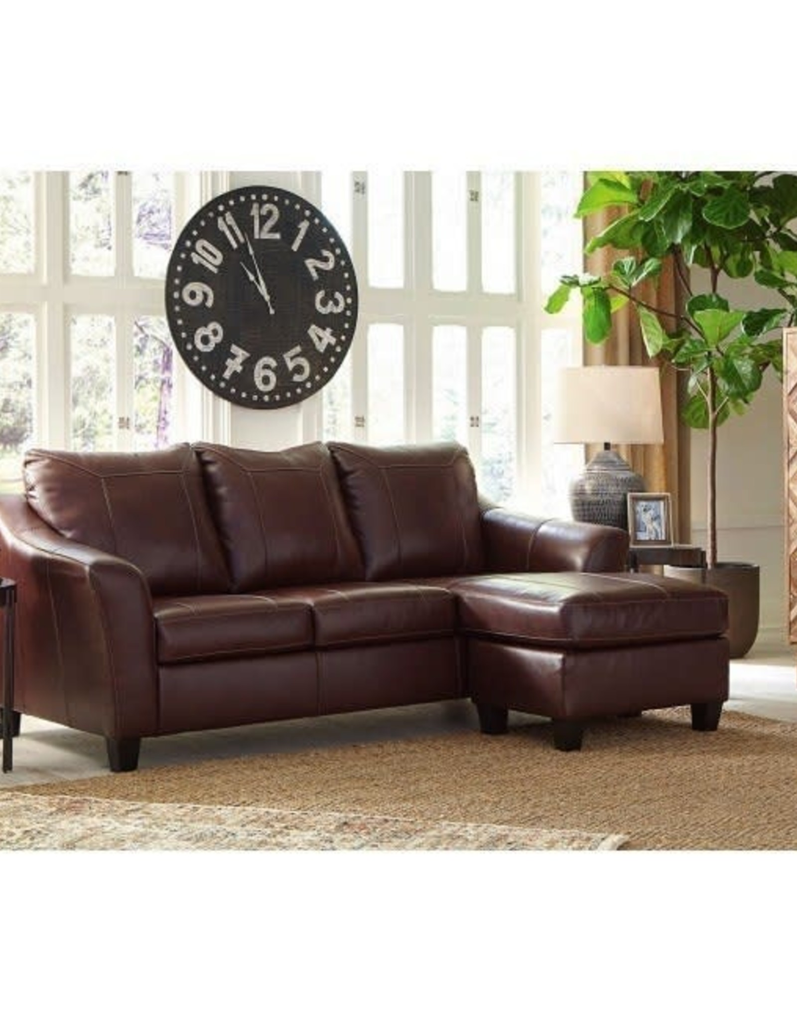 CLOSEOUT: Fortney Sofa Chaise