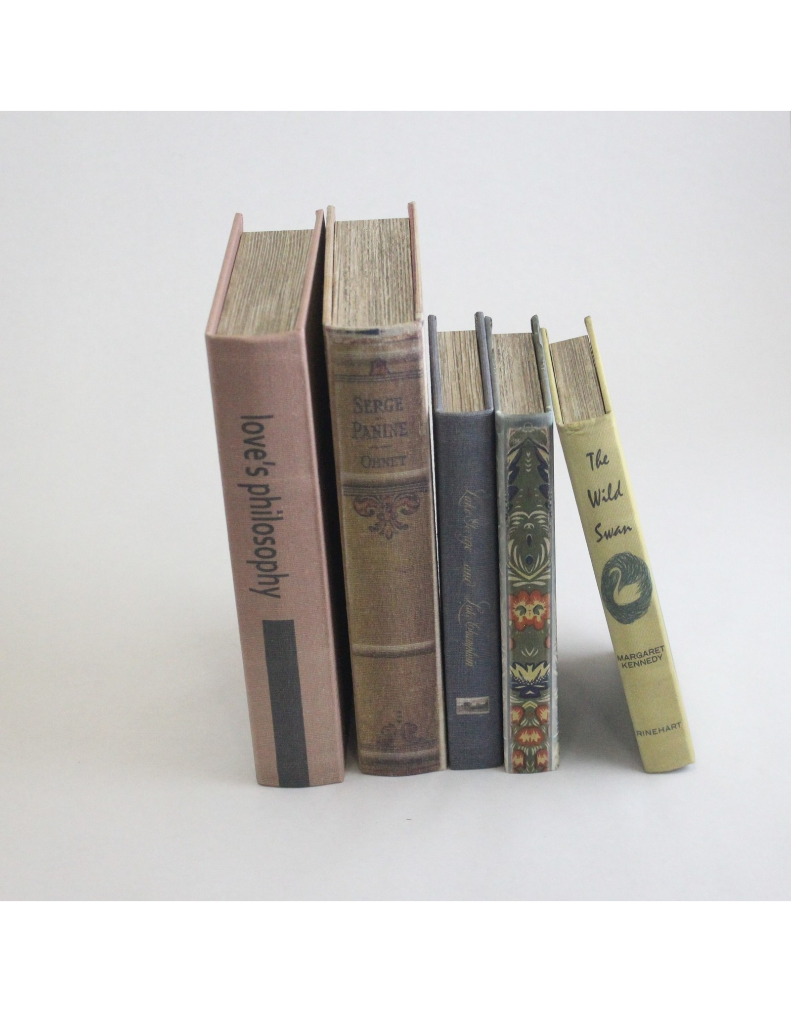 Lake George Book Box, Small