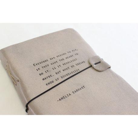 Artisan Journal-Amelia Earhart