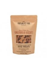 Portland Pet Food Portland Pet Food Grain-Free Gingerbread Biscuits Dog Treats 5oz