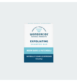 Wondercide Wondercide Exfoliating Shampoo Bar .5oz