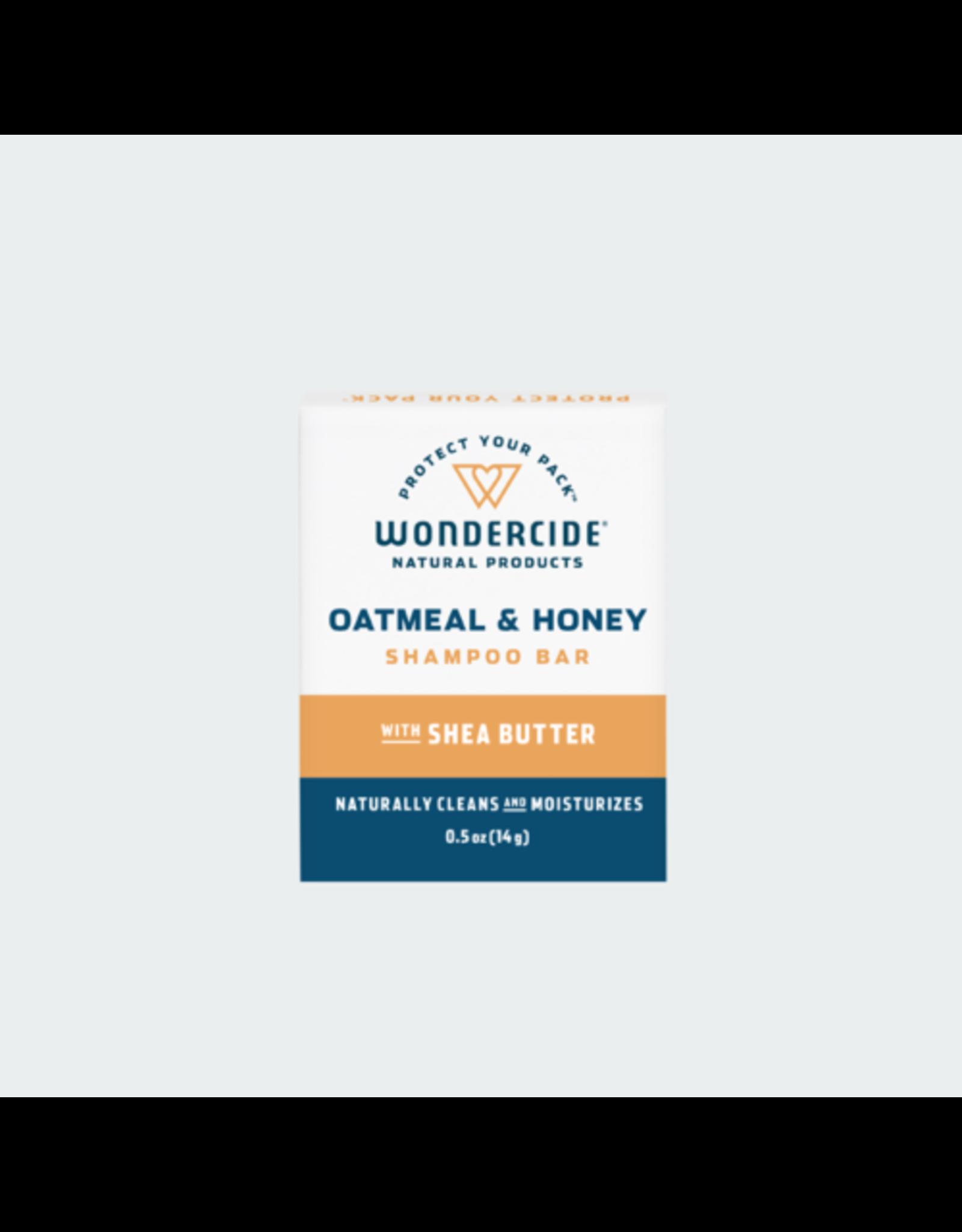 Wondercide Wondercide Oatmeal & Honey Shampoo Bar .5oz