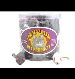 "Amazing Pet Products APP Cat 2"" Short Hair Fur Mice"