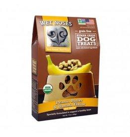 Wet Noses Wet Noses Peanut Butter & Banana Flavor Dog Treats 14oz