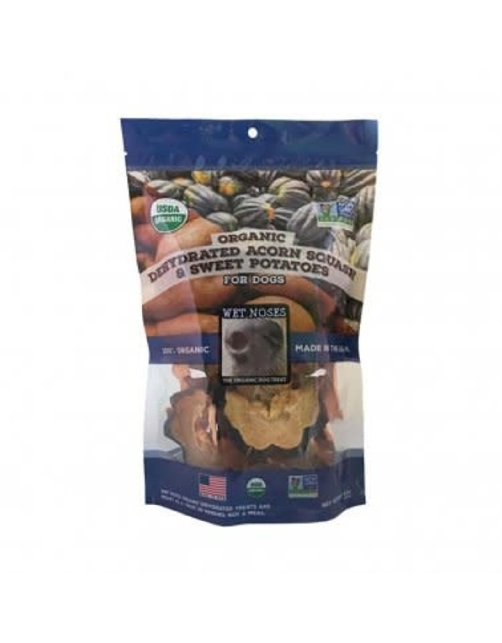 Wet Noses Wet Noses Organic Dehydrated Acorn Squash & Sweet Potatoes 4.5oz
