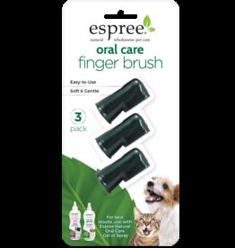 Espree Espree Oral Care Fingerbrush 3ct