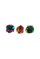 Coastal Pet Products Turbo Mylar Crinkle Ball Toy