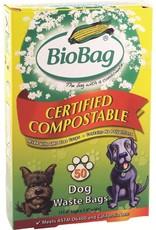 Bio Bag Bio Bag Compostable Dog Waste Bags 50ct