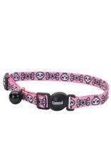 "Coastal Pet Products Coastal Safe Cat Fashion Adjustable Breakaway Cat Collar 3/8"""