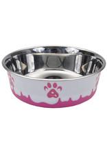 Coastal Pet Products Maslow Non-Skid Paw Design Bowl