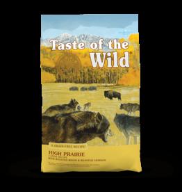Taste of the Wild Taste of the Wild High Prairie Grain-Free Canine Recipe
