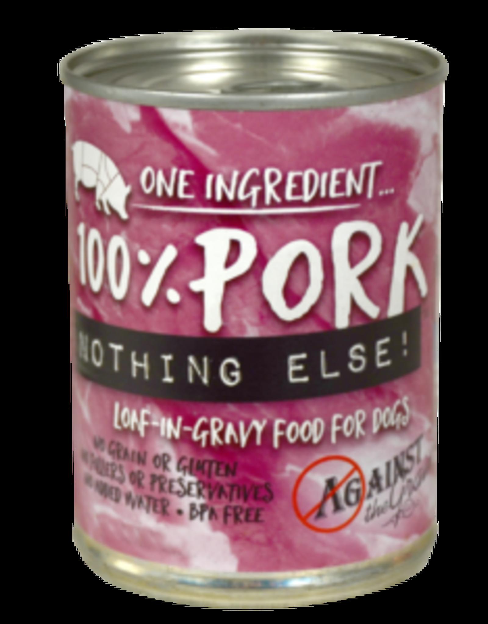 Against The Grain Against the Grain 100% Pork Nothing Else 11oz