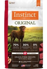 Natures Variety Instinct Original Grain-Free Recipe with Real Beef