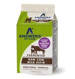 Answers Pet Foods Answers Cows Milk Kefir Pint