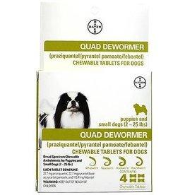 Bayer Bayer Advantage Quad Dewormer - Dog