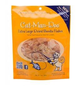 Cat-Man-Doo Cat-Man-Doo Dried Bonita Flakes 1oz