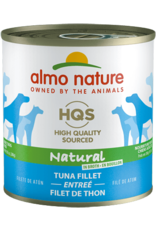 Almo Nature Almo Nature HQS Natural Tuna Fillet Dog Food 9.87oz