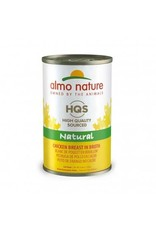 Almo Nature Almo Nature HQS Natural Chicken Breast in Broth Cat Food 4.94oz