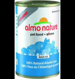 Almo Nature Almo Nature Legend 100% Natural Atlantic Tuna Cat food 4.94oz