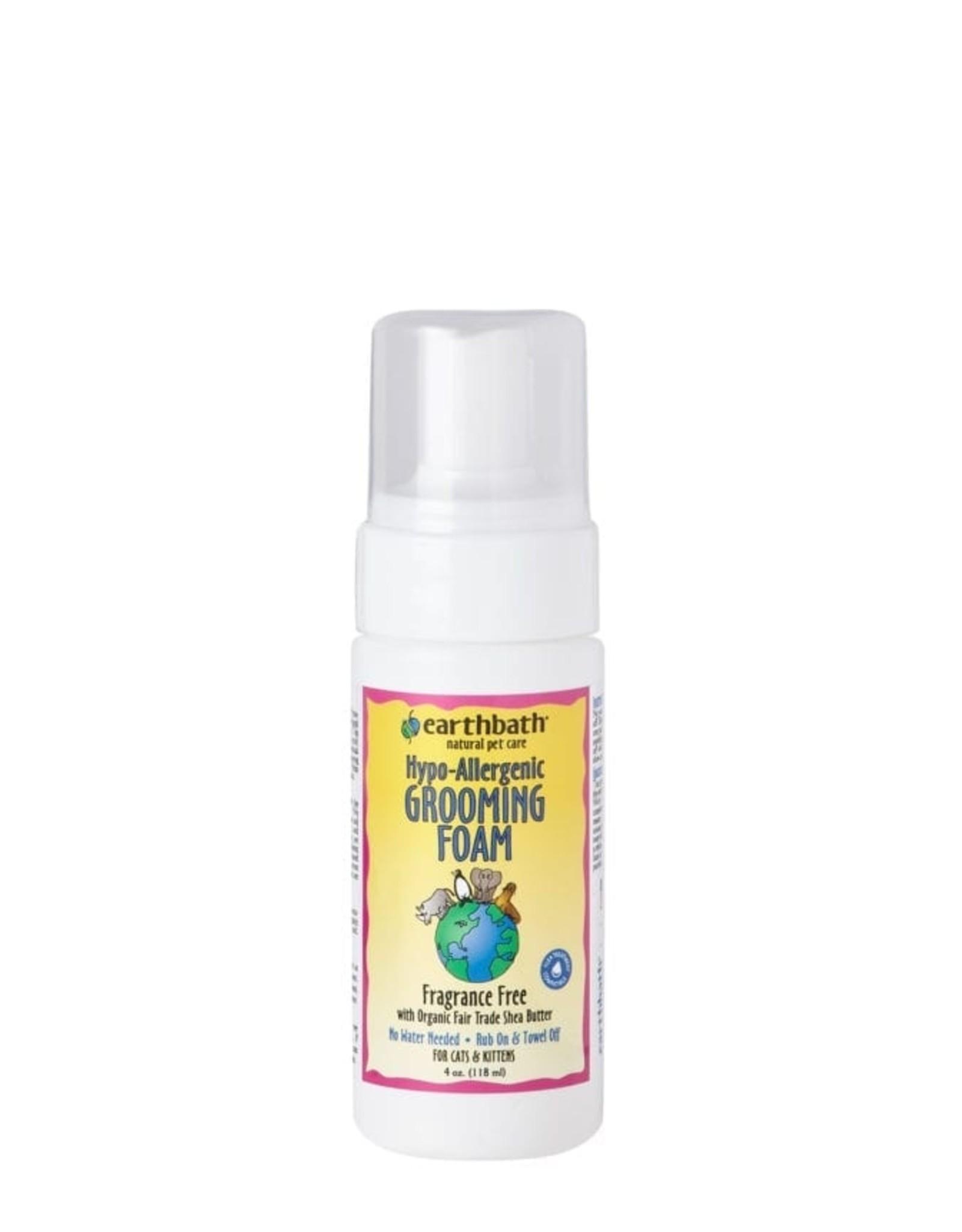Earthbath Earthbath Hypo-Allergenic Grooming Foam for Cats 4oz