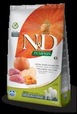 Farmina N&D Farmina N&D Pumpkin GF Boar, Pumpkin & Apple Adult Med/Max Dog Food