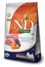 Farmina N&D Farmina N&D Pumpkin GF Lamb, Pumpkin & Blueberry Adult Mini Dog Food