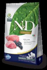 Farmina N&D Farmina N&D Prime Lamb & Blueberry Adult Med/Max Dog Food