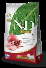 Farmina N&D Farmina N&D Prime Chicken & Pomegranate Adult Mini Dog Food