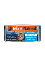 K9 Natural Feline Natural Beef Feast Cat Food 3oz
