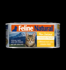 K9 Natural Feline Natural Chicken Feast 3oz