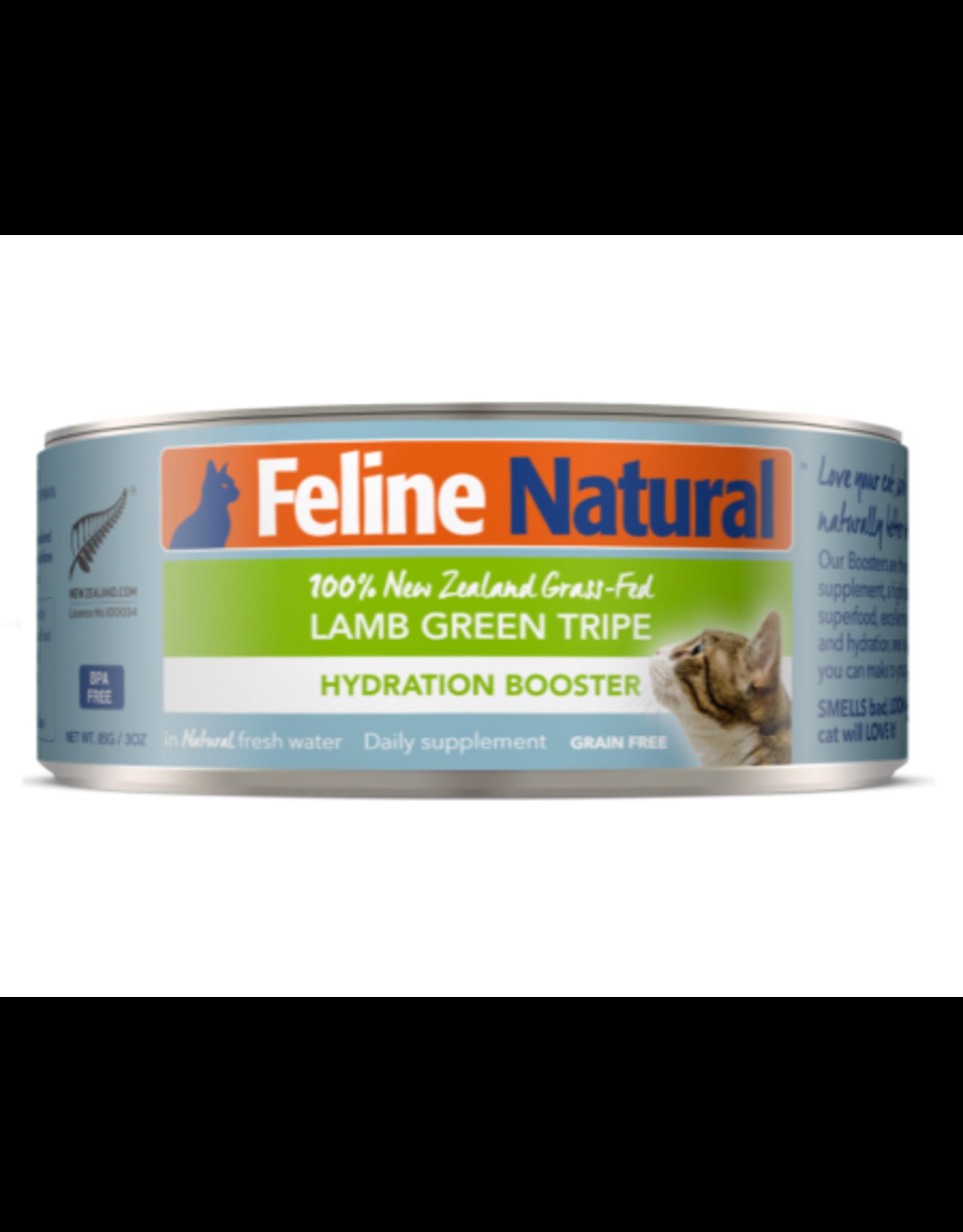 K9 Natural Feline Natural Lamb Green Tripe Hydration Booster 3oz