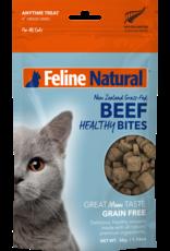 K9 Natural Feline Natural Freeze Dried Healthy Bites Beef 1.76oz