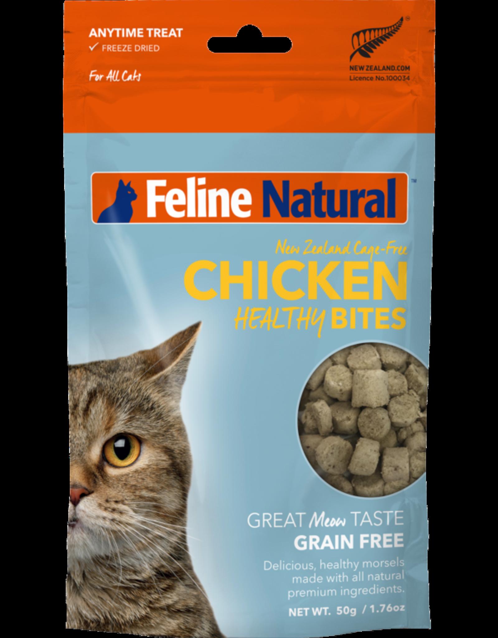K9 Natural Feline Natural Freeze Dried Healthy Bites Chicken 1.76oz