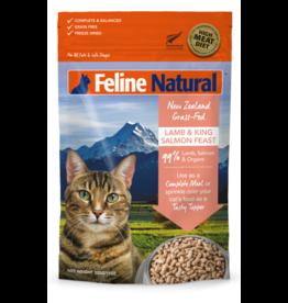 K9 Natural Feline Natural Freeze Dried Topper Lamb & Salmon 3.5oz