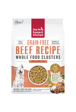Honest Kitchen The Honest Kitchen Whole Food Clusters Grain-Free Beef Dog Food
