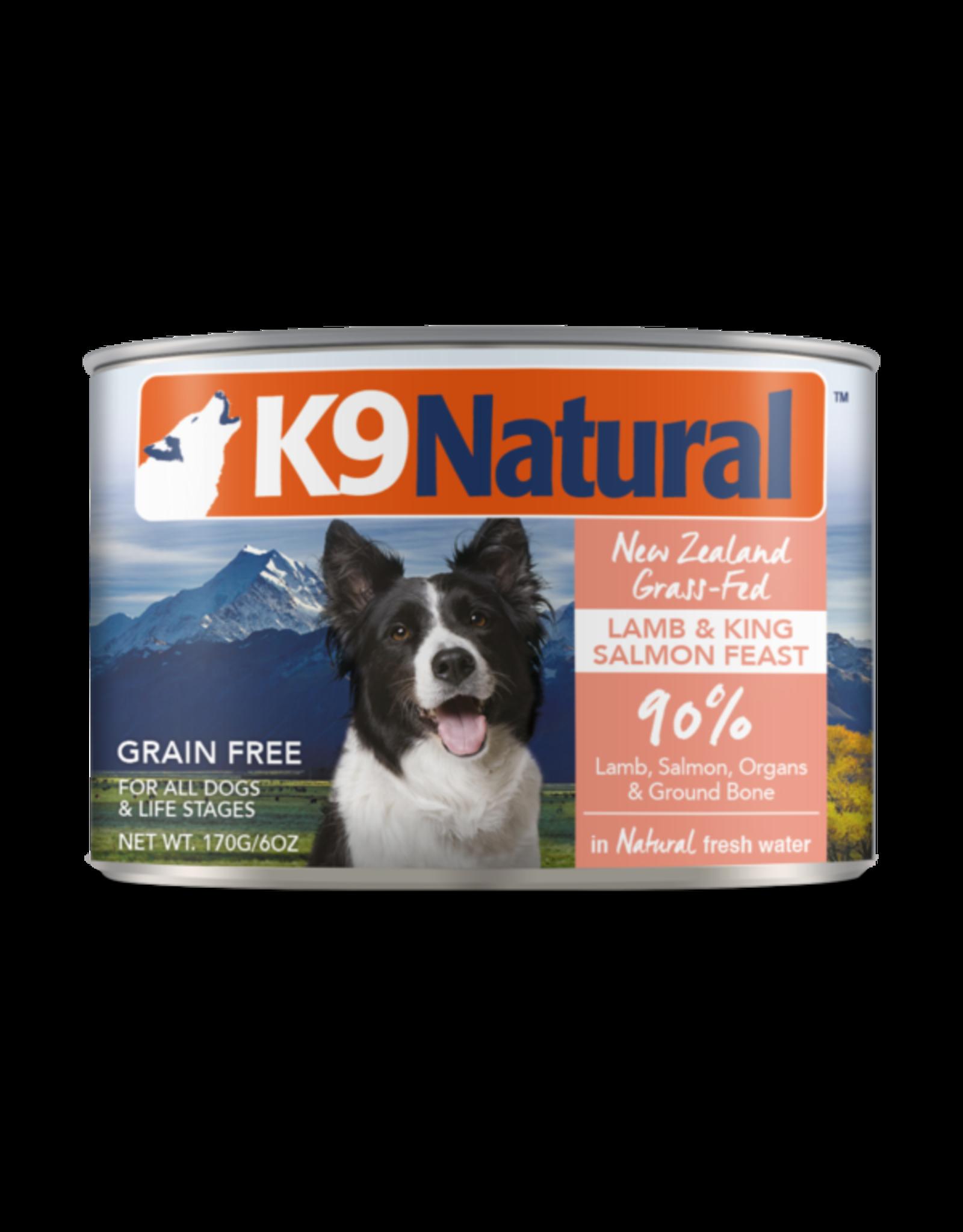 K9 Natural K9 Natural Lamb & King Salmon Feast Dog Food 6oz