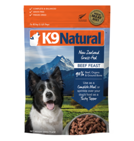 K9 Natural K9 Natural Freeze Dried Beef Feast Dog Food