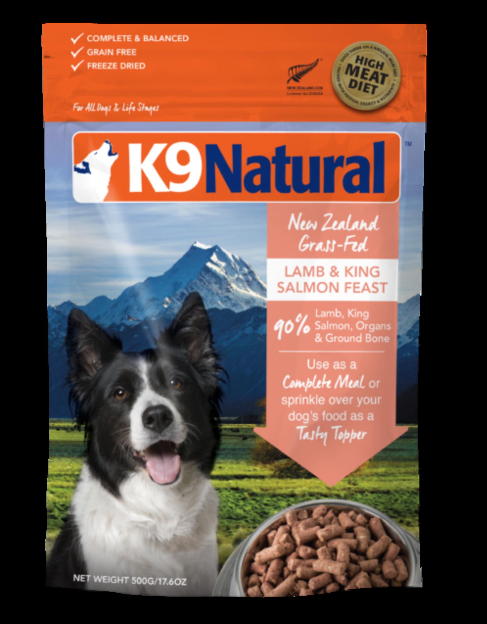 K9 Natural K9 Natural Freeze Dried Lamb & Salmon Feast 1.1lb
