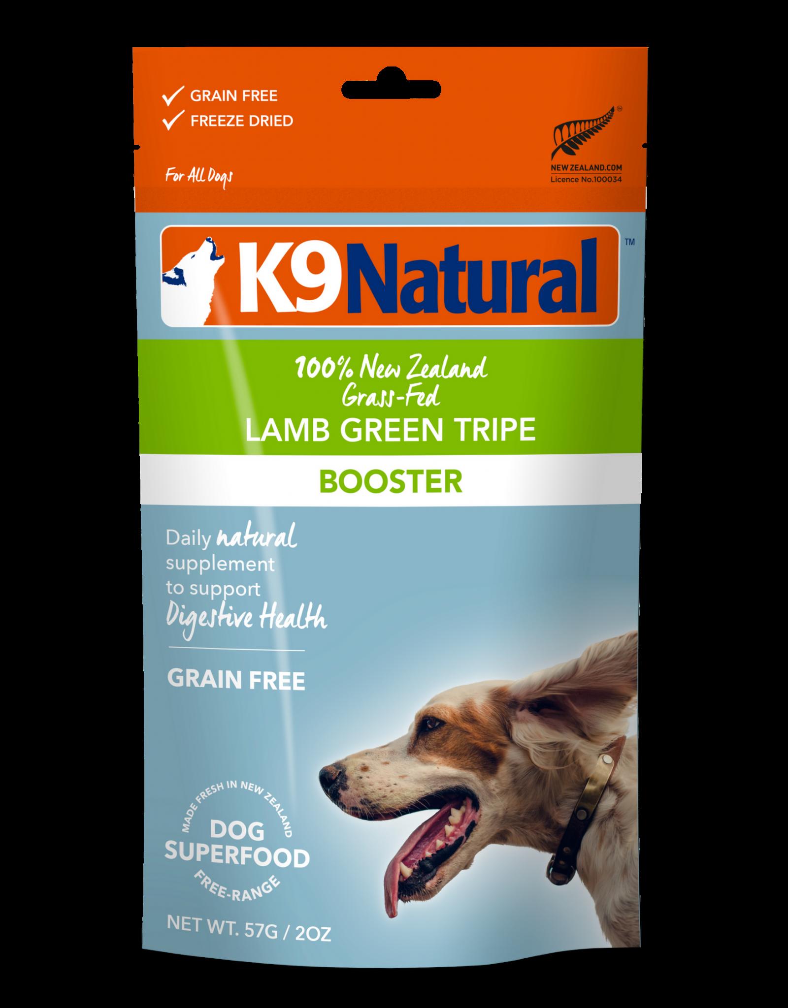 K9 Natural K9 Natural Freeze Dried Lamb Green Tripe Topper 2oz