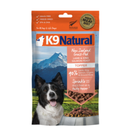 K9 Natural K9 Natural Freeze Dried Lamb & Salmon Feast Topper 3.5oz